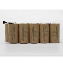 Aku vrtačka baterie - náhradní akupack, velikost SC, 18V - volitelná kapacita