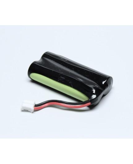 Baterie pro přenosné telefony, 2.4V, 700mAh, NiMh s UNI konektorem