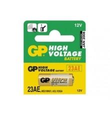 Baterie GP 23A speciální 12V - alkalická, blistr 1ks - typ LRV08 - A23