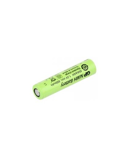 Akumulátor - baterie AAA, 1.2V/600mAh, NiMh |GP60AAAH