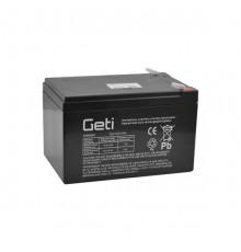 Olověná baterie - bezúdržbový akumulátor 12V - 14.0Ah - Geti