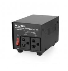 Adaptér - měnič napětí - AC - 200/230V - 110/120V (US přístoje) - 200W