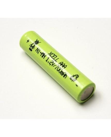 Akumulátor - baterie AAA - 1.2V/700mAh - NiMh | XCE-AAA700
