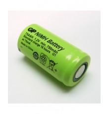 Akumulátor - baterie 2/3 AA - 1.2V/750mAh - NiMh | GP75AAH