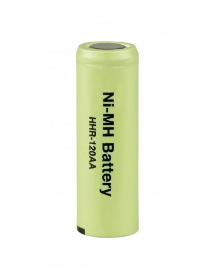 Akumulátor - baterie 4/5 AA - 1.2V/1200mAh - NiMh | HHR-120AA