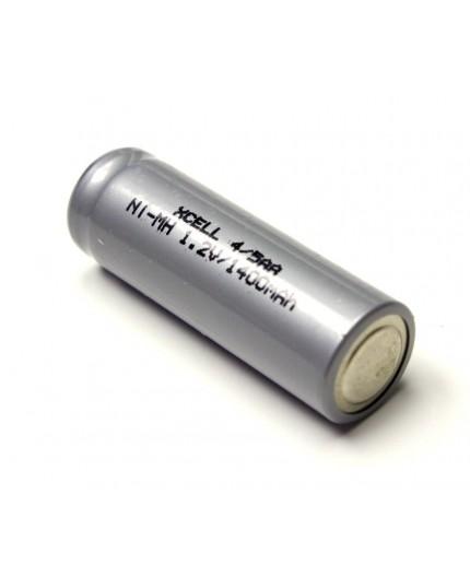 Akumulátor - baterie 4/5 AA - 1.2V/1400mAh - NiMh | X4/5AA1400