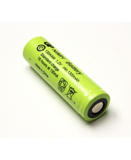 Akumulátor - baterie AA - 1.2V/1300mAh - NiMh   GP130AAM