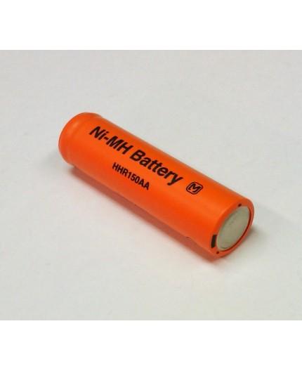 Akumulátor - baterie AA - 1.2V/1500mAh - NiMh | HHR-150AA