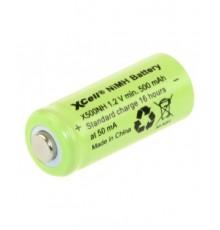 Akumulátor - baterie N - 1.2V/500mAh - NiMh | X500NH