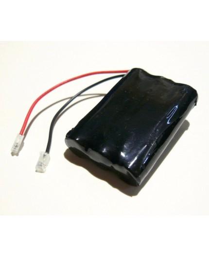 Složená baterie s UNI konektorem AAA - 3.6V/730mAh - HR-AAAU