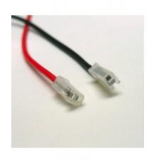 Konektor univerzální s vodičem UNI pár - UNI-7017H-01 - 7cm