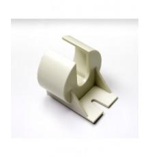 Koncovka pro akupack nouzového světlení - velikost článků D