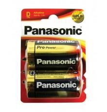 Baterie Panasonic Pro Power D - R20 - LR20 - velké mono - alkalická - cena za 2ks v blistru