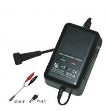 Nabíječka olověných baterií - akumulátorů MW126CPA - 6V/12V-1500mA