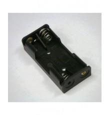 Pouzdro baterie R03 x 2 - vedle sebe