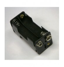 Pouzdro baterie R03 x 4 - vedle sebe / nad sebou