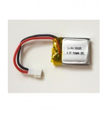 Akumulátor - baterie 502025 - 3.7V - 150mAh - 25C - Li-pol