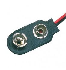 Patentka baterie 9V typ I - s drátky