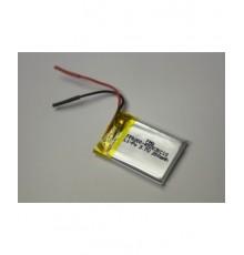 Baterie 452030 Li-pol 3.7V - 200mAh - 1ks - nabíjecí akumulátor
