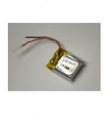 Baterie 501417 Li-pol 3.7V - 60mAh - 1ks - nabíjecí akumulátor