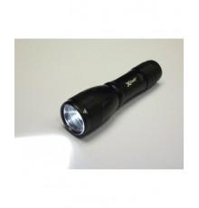 Svítilna 3W LED CREE - X2020 - FOKUS - hliníková - 3 x AAA