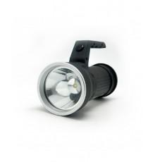 Svítilna LED 2v1 - 3W CREE + 6x SMD LED - 3 x AA