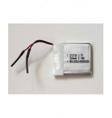 Baterie 372730 Li-pol 3.7V - 200mAh - 1ks - nabíjecí akumulátor