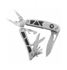 Multifunkční nářadí - kleště - nůž - 2x LED svítilna - šroubováky - odstranňovač izolace - otvírák - nůžky | LED150