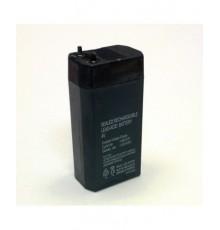 Olověná baterie - bezúdržbový akumulátor GT 4V - 0.7Ah - VRLA