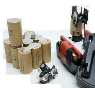 Repase, opravy a výroba bateriía akupacků