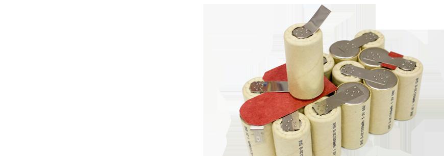 Výroba bateriových packů dle požadavku zákazníka